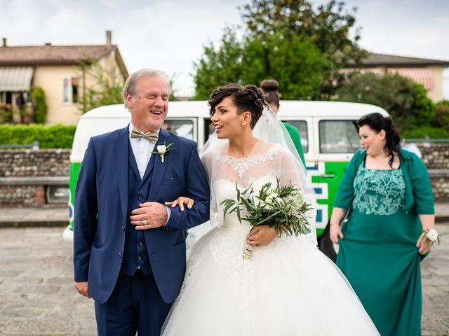 Il matrimonio di Stefano e Francesca a Cittadella, Padova 11