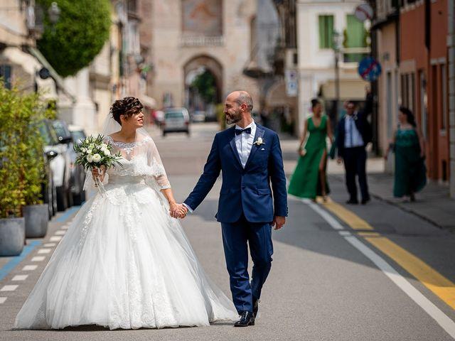 Il matrimonio di Stefano e Francesca a Cittadella, Padova 22