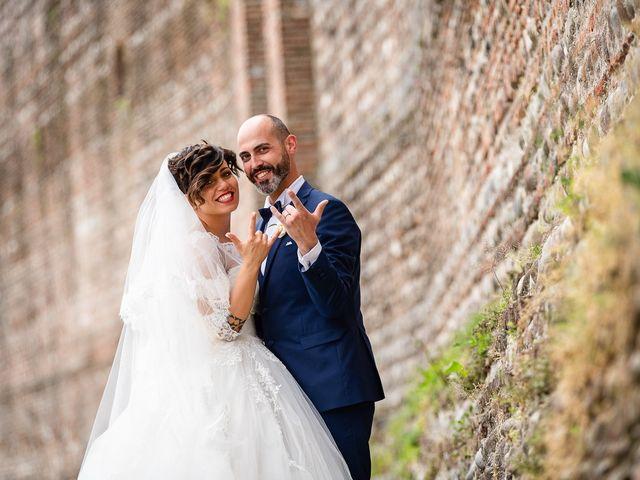 Il matrimonio di Stefano e Francesca a Cittadella, Padova 25