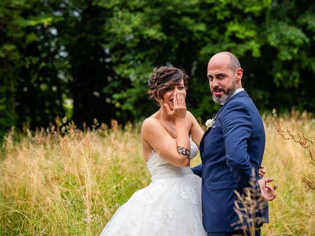 Il matrimonio di Stefano e Francesca a Cittadella, Padova 32