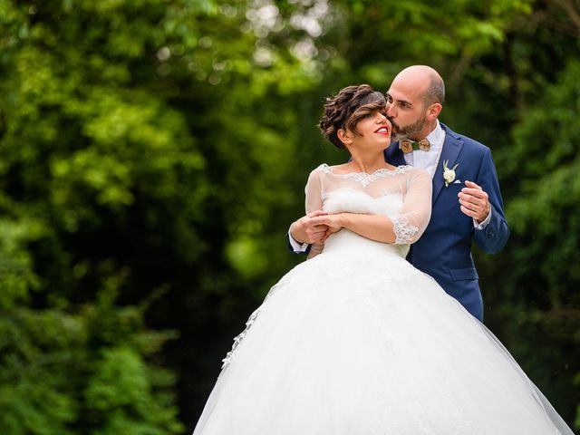Il matrimonio di Stefano e Francesca a Cittadella, Padova 33