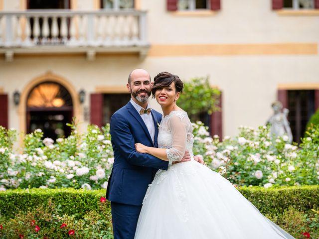 Il matrimonio di Stefano e Francesca a Cittadella, Padova 34