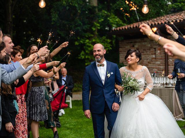 Il matrimonio di Stefano e Francesca a Cittadella, Padova 36