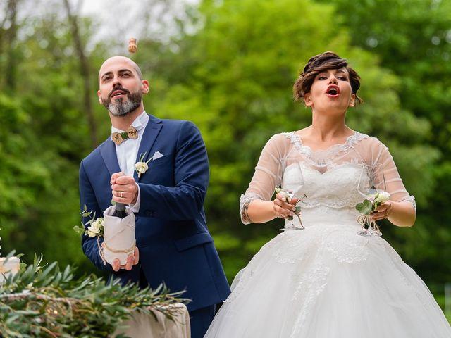 Il matrimonio di Stefano e Francesca a Cittadella, Padova 38