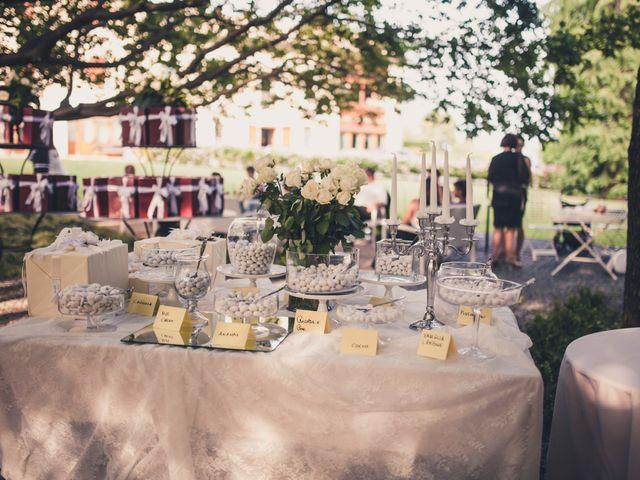 Matrimonio Rustico Treviso : Il matrimonio di mattia e francesca a volpago del montello