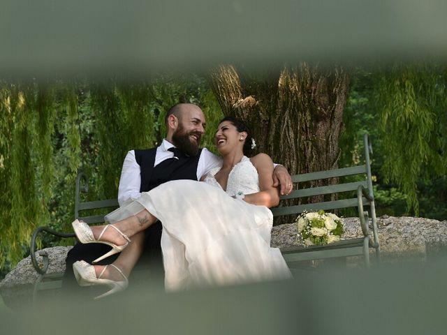 Il matrimonio di Davide e Michela a Castel Goffredo, Mantova 2
