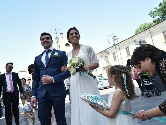 Il matrimonio di Davide e Michela a Castel Goffredo, Mantova 9