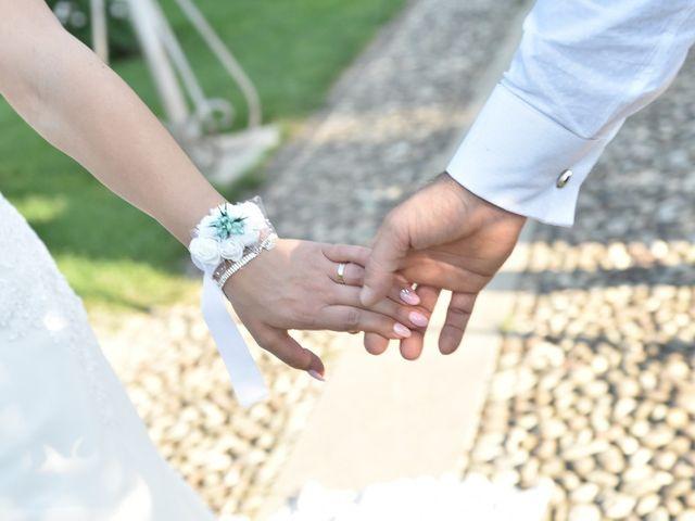 Il matrimonio di Davide e Michela a Castel Goffredo, Mantova 12