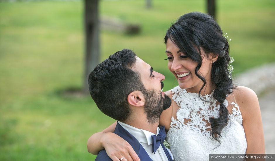 Il matrimonio di Enzo e Sabrina a Matera, Matera