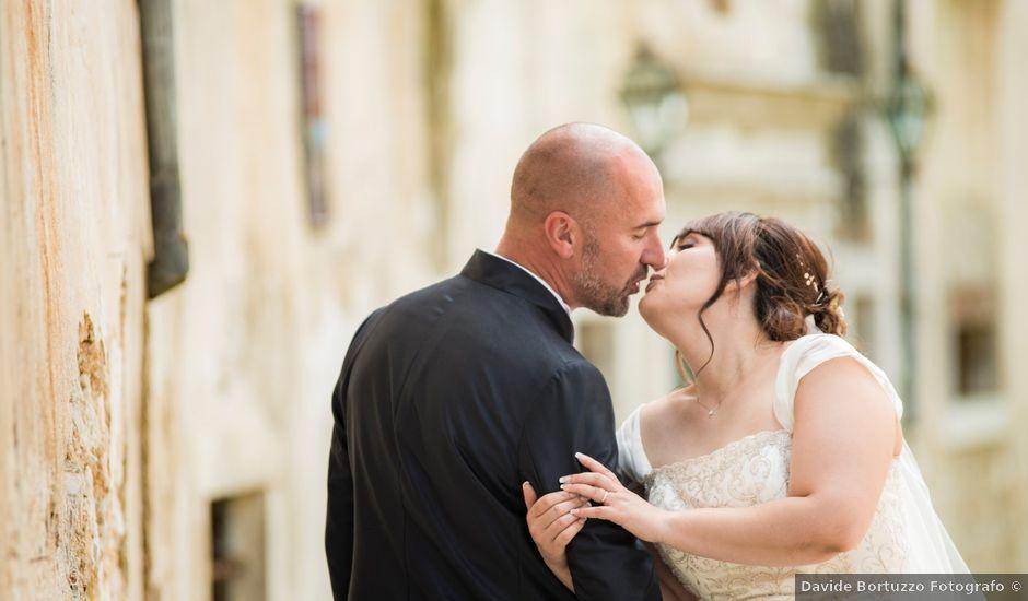 Il matrimonio di Gianluca e Claudia a San Giorgio della Richinvelda, Pordenone