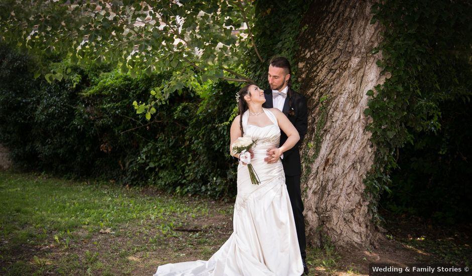 Il matrimonio di Marco e Karen a Zibido San Giacomo, Milano
