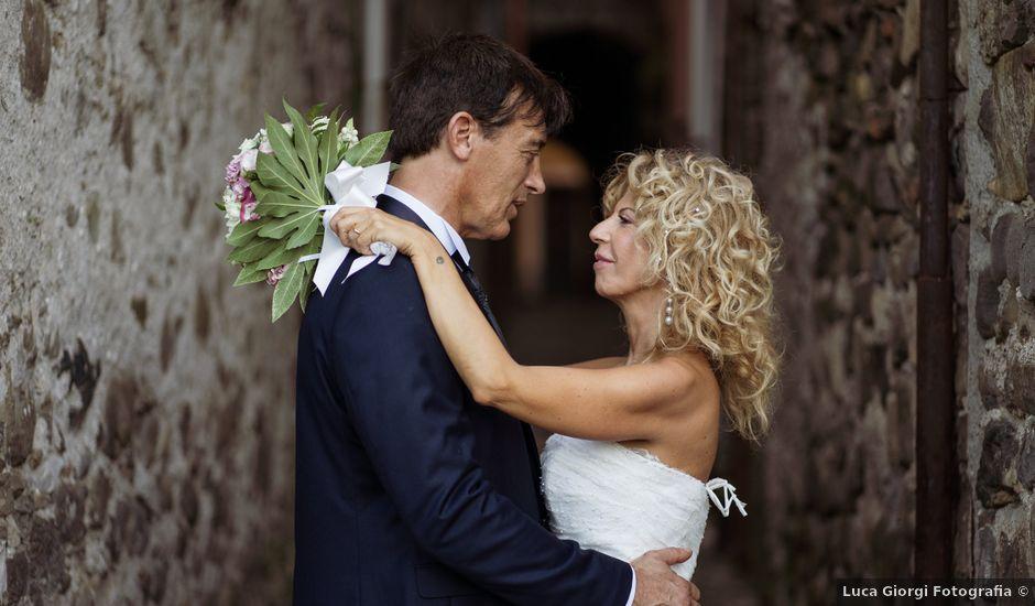 Il matrimonio di Alessia e Davide a Ameglia, La Spezia