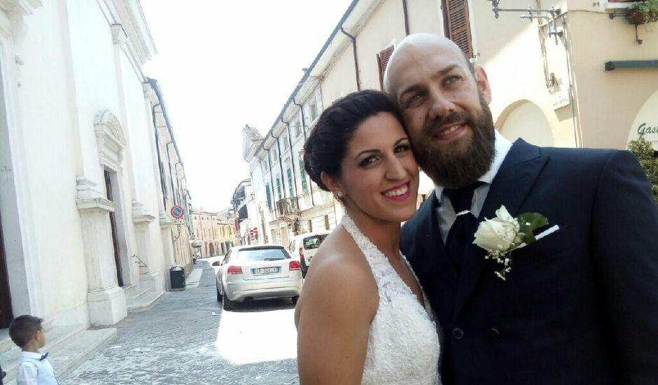 Il matrimonio di Davide e Michela a Castel Goffredo, Mantova
