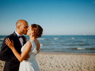 Le nozze di Giorgia e Guido