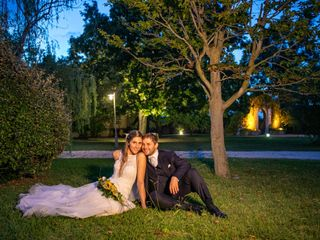 le nozze di Roberta Michieletto e Daniele Urbani 1