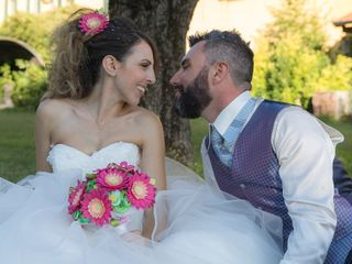 Le nozze di Stefania e Diego