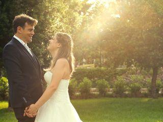 Le nozze di Alba e Luigi