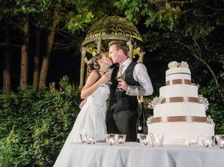 Le nozze di Alessandra e Christopher