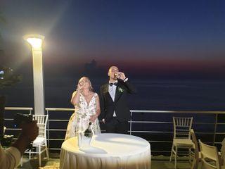 Le nozze di Viviana e Alain 1