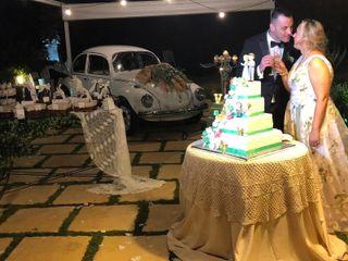 Le nozze di Viviana e Alain