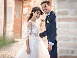 Le nozze di Giorgia e Emiliano
