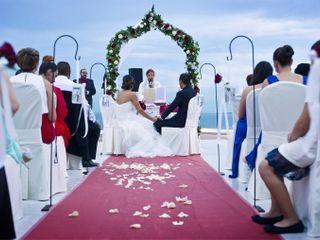Le nozze di Ivan e Noelia