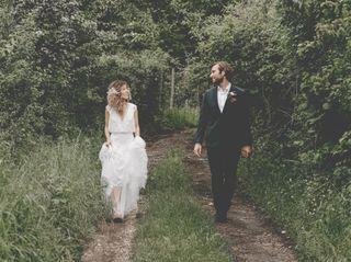 Le nozze di Sara e Greg