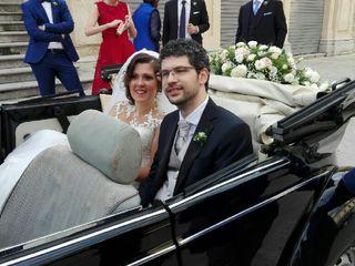 Le nozze di Martina e Sergio