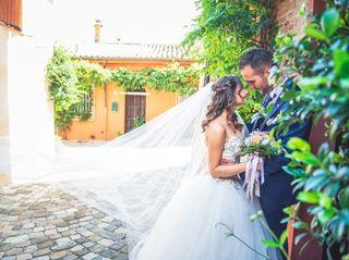 Le nozze di Ylenia e Nicola