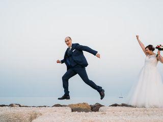 Le nozze di Luana e Denny