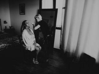 Le nozze di Francesco e Stefania 1