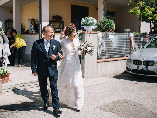 Il matrimonio di Guido e Giorgia a Giulianova, Teramo 19