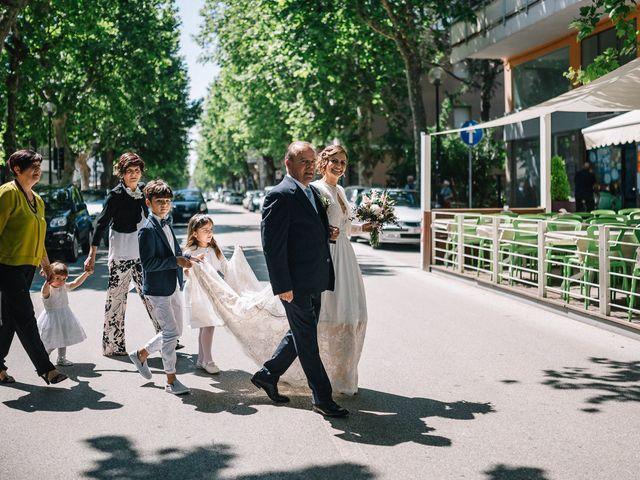 Il matrimonio di Guido e Giorgia a Giulianova, Teramo 20