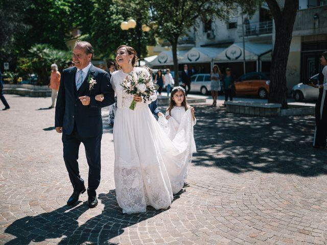 Il matrimonio di Guido e Giorgia a Giulianova, Teramo 21