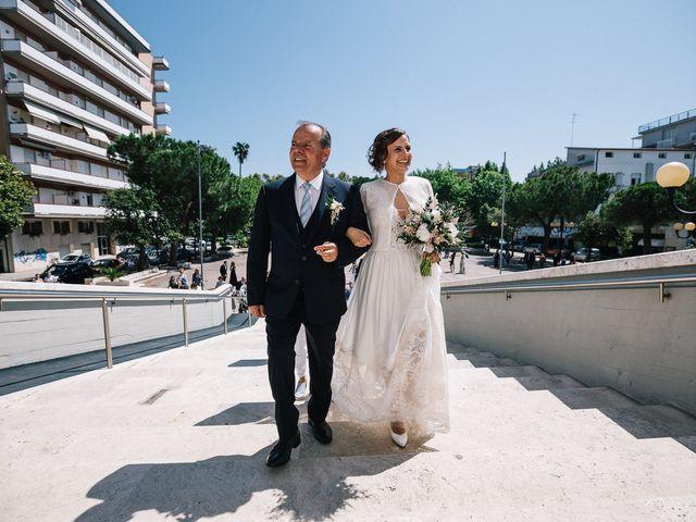 Il matrimonio di Guido e Giorgia a Giulianova, Teramo 22