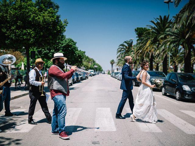 Il matrimonio di Guido e Giorgia a Giulianova, Teramo 34
