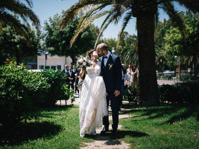 Il matrimonio di Guido e Giorgia a Giulianova, Teramo 35