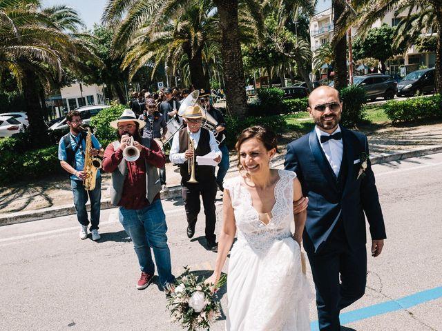 Il matrimonio di Guido e Giorgia a Giulianova, Teramo 36