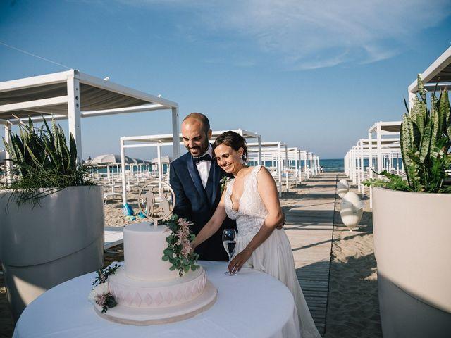 Il matrimonio di Guido e Giorgia a Giulianova, Teramo 53