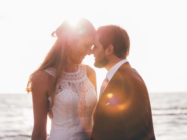 le nozze di Roberta Michieletto e Daniele Urbani