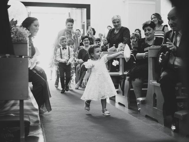 Il matrimonio di Federica e Salvatore a Campobasso, Campobasso 23