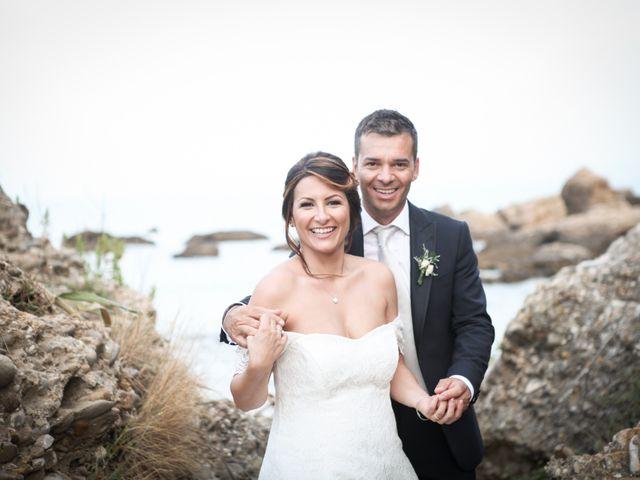 Il matrimonio di Federica e Salvatore a Campobasso, Campobasso 35