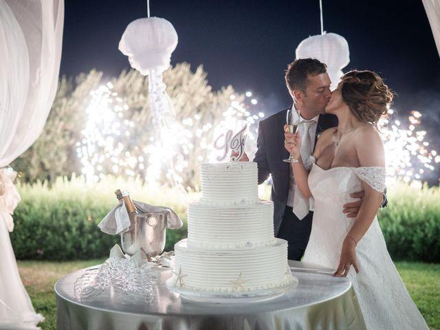 Il matrimonio di Federica e Salvatore a Campobasso, Campobasso 39