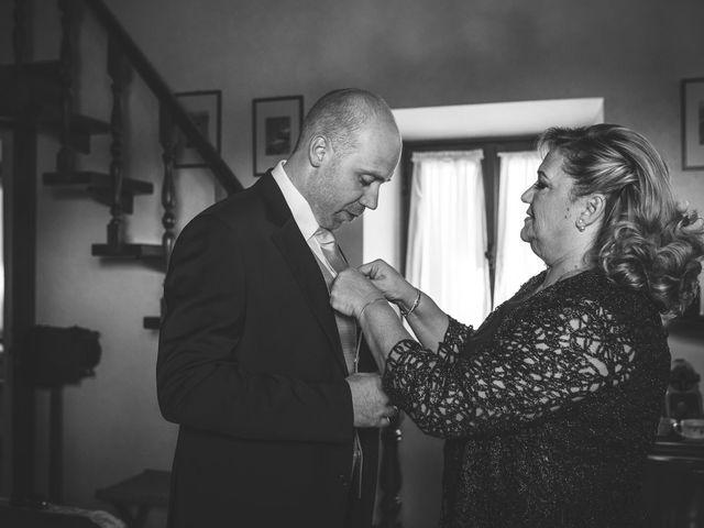 Il matrimonio di Ferdinando e Noemi a Bracciano, Roma 6