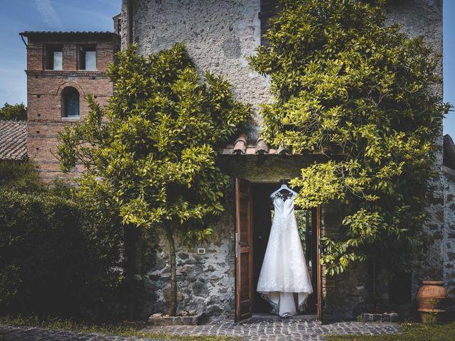 Il matrimonio di Ferdinando e Noemi a Bracciano, Roma 14