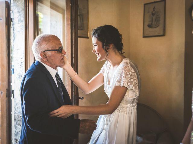 Il matrimonio di Ferdinando e Noemi a Bracciano, Roma 18