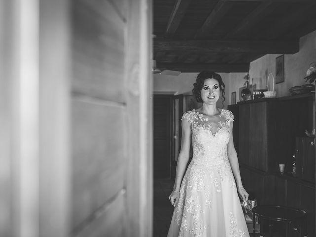 Il matrimonio di Ferdinando e Noemi a Bracciano, Roma 19