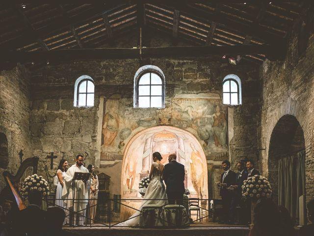 Il matrimonio di Ferdinando e Noemi a Bracciano, Roma 25