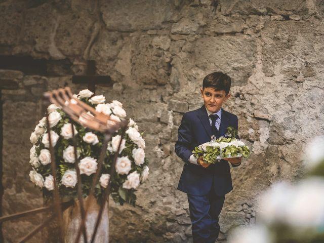 Il matrimonio di Ferdinando e Noemi a Bracciano, Roma 26