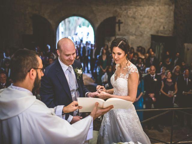 Il matrimonio di Ferdinando e Noemi a Bracciano, Roma 27